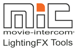 movie-intercom LightingFX Tools Logo