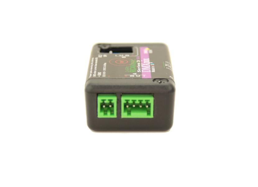 DMXpix wireless dual pixel string driver receiver_rc4