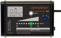 LightingSensor for LFXHub flicker generator