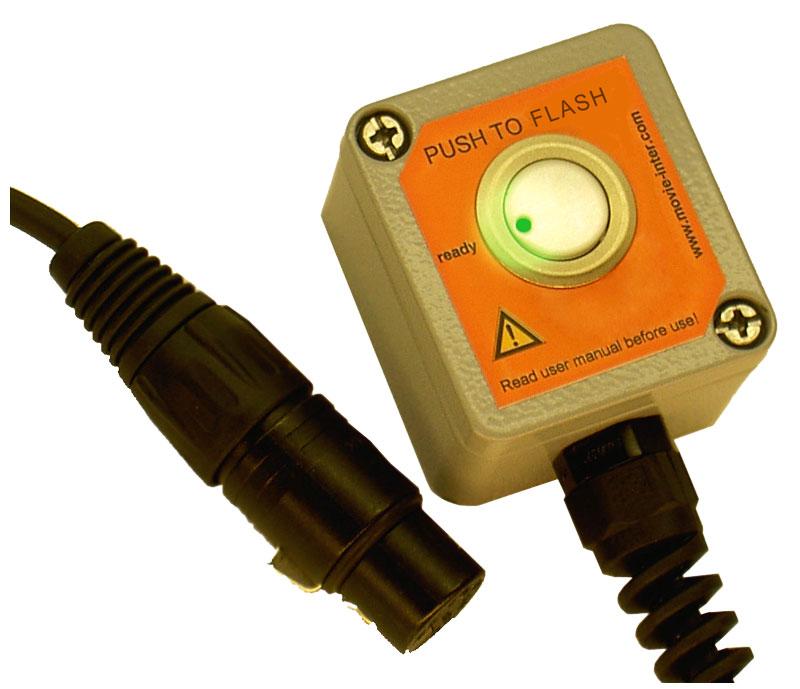 LightningFX trigger box for LFXHub flickerbox