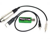 RC4Magic Accesories Kit (USB Dongle, CodeLoader cable, DMX adaptor)