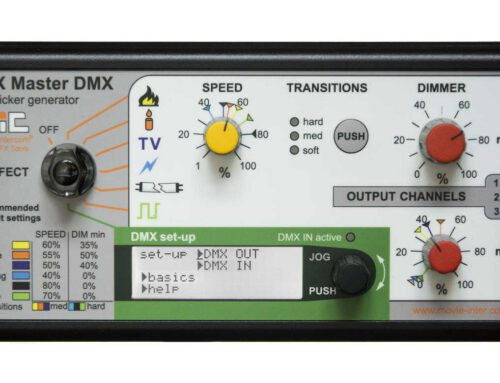 New special offer for LFX Master DMX – expires at July 31