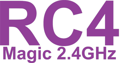 RC4 Magic 2.4 Ghz series wireless dimmers