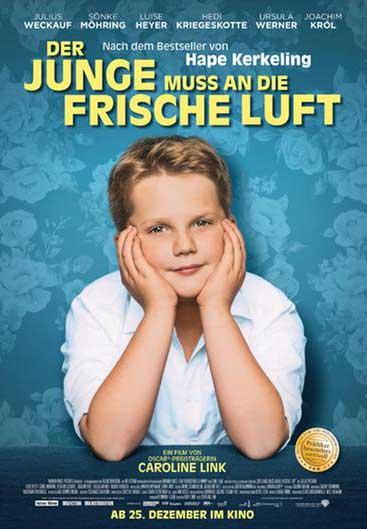 feature film: Der Junge muss an die frische Luft, 2018, Germany